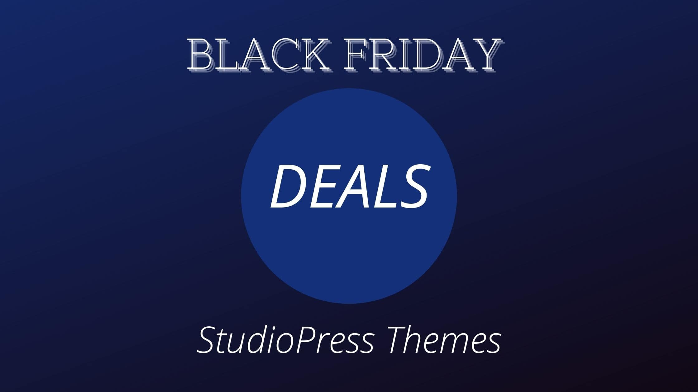 StudioPress Black Friday Deals 2020- 45% Off on Excellent Designs image